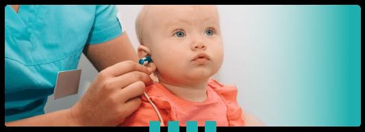 OtoPlus - Emissões otoacústicas - Teste da orelhinha em Brasília